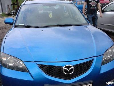 używany Mazda 3 sedan