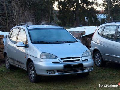 używany Chevrolet Tacuma Rezzo minivan rodzinny DaewooLPG 1,6 107KM