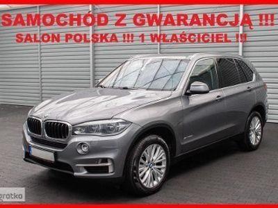 używany BMW X5 F15 X-DRIVE + Automat + Salon PL + 1 WŁ + 100% Serwis !!!