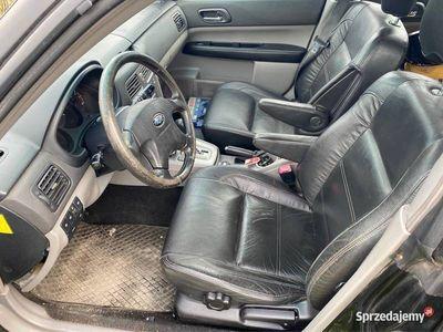 używany Subaru Forester 2.0 turbo