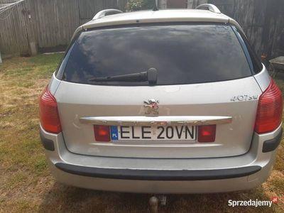 używany Peugeot 407 SW