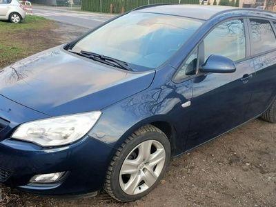 używany Opel Astra Zarejestrowany, klimatyzacja, 81 tys.km!