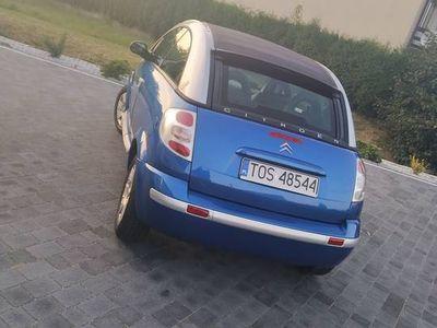 używany Citroën C3 Pluriel dach sprawny, niskie spalanie
