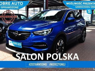 używany Opel Grandland X 1.2 131KM Navi, Kamery, Martwe Pole, Hands Free, FV23%
