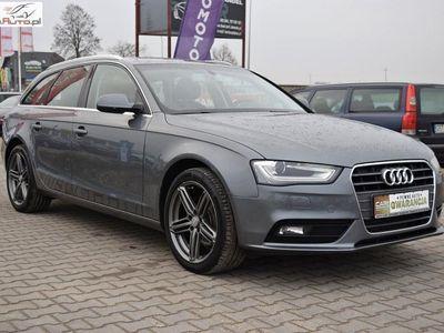 używany Audi A4 IV (B8) Gwarancja Techniczna, 2,0 TDI - 177 KM, AUTOMAT, 100% Serwis !!!
