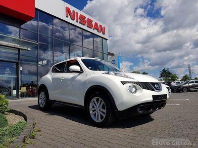 używany Nissan Juke 1.6 117KM Benzyna, WERSJA TEKNA, Skóra, Nawigacja, FV VAT