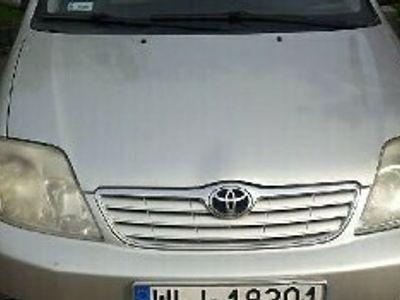używany Toyota Corolla IX 2.0 diesel 116KM COMBi