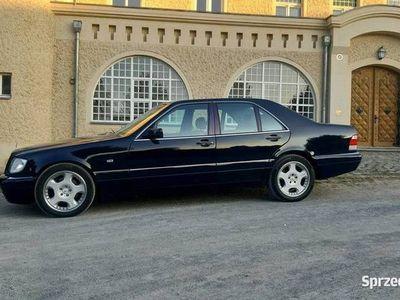 używany Mercedes S420 Klasa S W140279KM Zamiana Viano Multivan