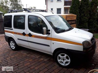 używany Fiat Doblò DOBLO 1.9JTD 105KM, Klimatyzacj1.9JTD 105KM, Klimatyzacj