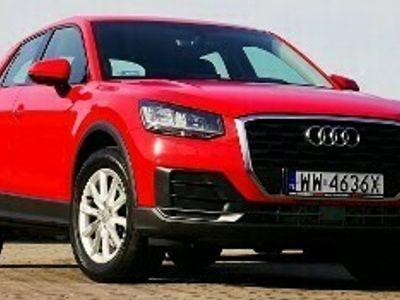 używany Audi Q2 TDi S-Tronic Krajowa Na Gwarancji Navi Klimatronik