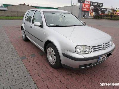 używany VW Golf IV 1.6; Benzyna ; 2003 ; Zadbany 105 KM
