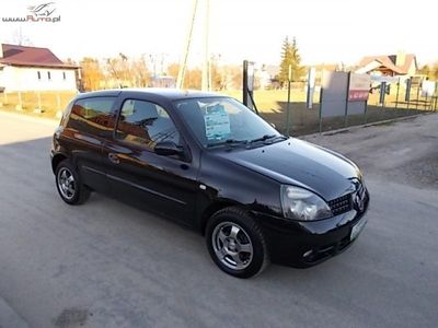 używany Renault Clio 1.2dm3 75KM 2009r. 175 000km Opłacony Zadbany Serwisowany z Klimą i Alusami 1 Wł