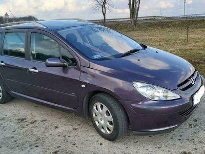 używany Peugeot 307 2.0 HDi, Premium Class