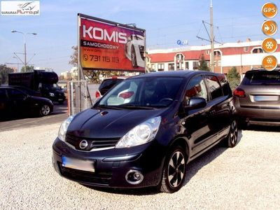 usata Nissan Note 1.5dm3 90KM 2013r. 45 000km 1,5 DCi, klima auto, NAVI, Alu, mały przebieg