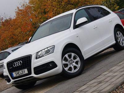 używany Audi Q5 2dm 211KM 2011r. 139 000km