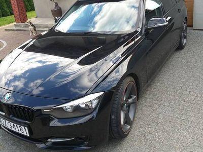 używany BMW 320 3 F31 D Sport