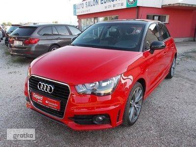 używany Audi A1 I (8X) S-line / tylko 48 tys.km!!! zarejestrowana, Kłodzko