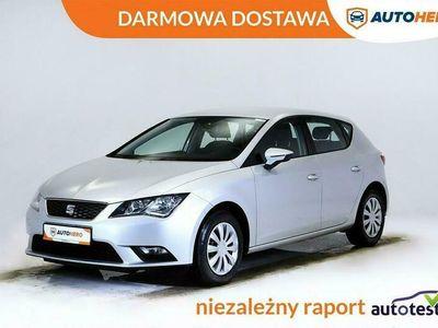 używany Seat Leon ST DARMOWA DOSTAWA, Hi Serwis, Klima auto, 105KM, III (2012-)