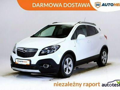 używany Opel Mokka DARMOWA DOSTAWA, 140KM, Xenon, PDC, Klima auto, Bluetooth