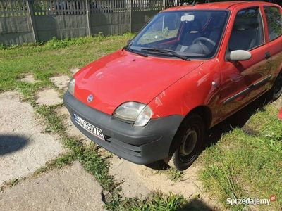 używany Fiat Seicento 1.1 Lpg