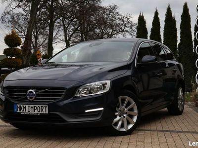 używany Volvo V60 Lift ,Pół Skóra ,CHROM PAKIET Przebieg,Oryginalny,PERŁOWY,