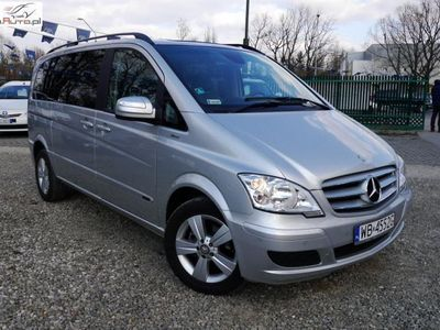 used Mercedes Viano 2.2dm3 163KM 2012r. 42 000km 2.2 Cdi 163KM UNIKAT!! 42 tyś km Salon PL Jedyny w Europie