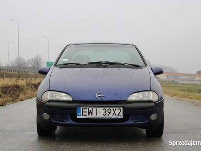 używany Opel Tigra 1.6