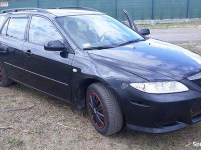 używany Mazda 6 2.0 WAŻNE OC I PRZEGLĄD