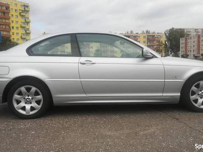 używany BMW 318 E46 Ci - coupe - 00r - klima - alu - elekt.- niemiec