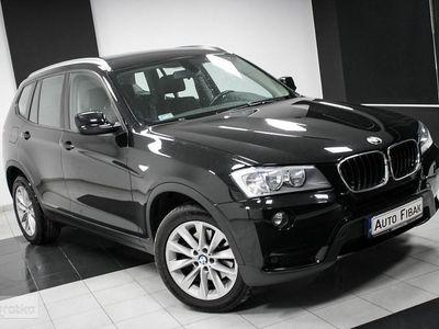 używany BMW X3 II (F25) I właściciel w PL*184KM*Automat*Nawigacja*Alufelgi