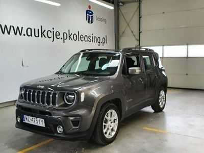 używany Jeep Renegade Renegade Face lifting Brutto, ,18-, 1.3 GSE T4 Turbo Limi