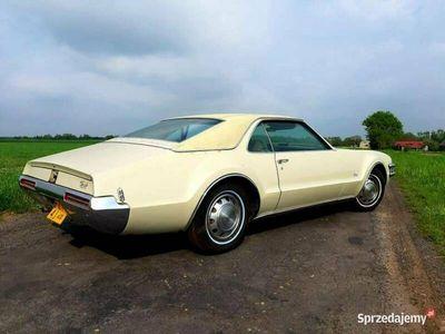 używany Oldsmobile Toronado 1968 z silnikiem 455v8 run & drive rzadki klasyk zachowany w oryginale I (1966-1970)