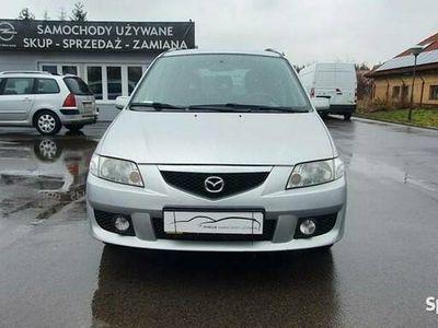 używany Mazda Premacy 2dm 100KM 2003r. 259 950km