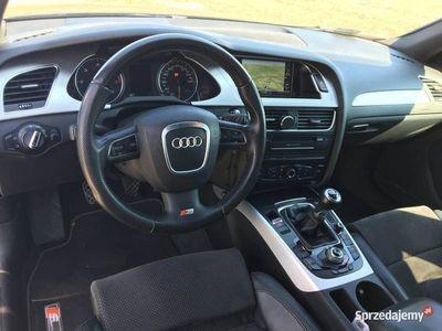 używany Audi A4 b8 2.7 TDI sline