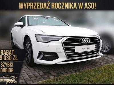 używany Audi A6 V (C8) 2.0 40 TDI (204KM) | SPORT + MMI Navigation + Matrix LED | Wyprzedaż, Chorzów