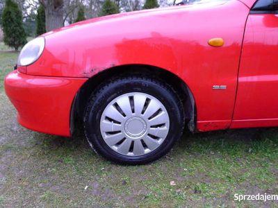 używany Chevrolet Lanos 1.4 Kat