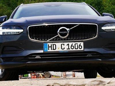 używany Volvo V90 D5 235 AWD Grzana Kierown.+4x Fotele*HeadUp*Blis