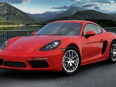 używany Porsche 718 Cayman CaymanZostaw kontakt, oddzwonimy