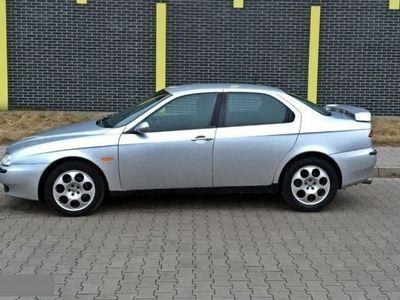 używany Alfa Romeo 156 2.4dm 136KM 2000r. 254 000km