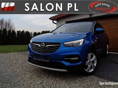 używany Opel Grandland X serwis ASO, nawigacja, hak, OnStar