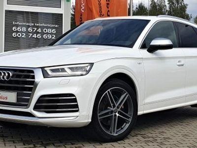 używany Audi SQ5 I (8R) 3.0 TFSI_353 KM_Panorama_Salon PL_ ASO_FV23%