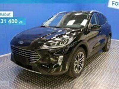 używany Ford Kuga IV Titanium Titanium 1.5 EcoBoost 150KM   Pakiet Winter + Pakiet Drive