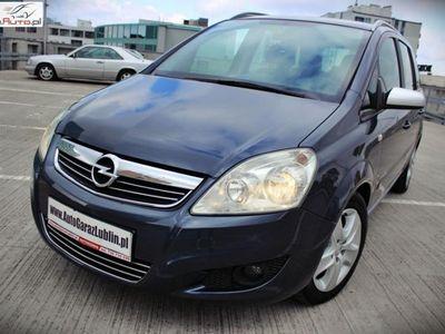 gebraucht Opel Zafira 1.7dm3 110KM 2008r. 183 000km 1.7 Diesel 110KM!! Manual*Klima*Alufelgi*Szwajcar!