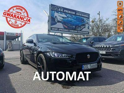 używany Jaguar XE 2dm 245KM 2017r. 80 019km