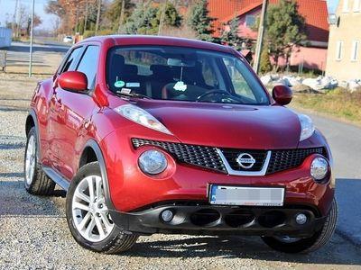 używany Nissan Juke JukeZarejestrowany / Bezwypadkowy / Stan