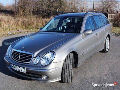 używany Mercedes E320 CDI (W211) Avantgarde
