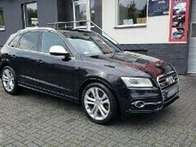 używany Audi SQ5 Q5 II3.0TDI 313KM Skóra NAVI Krajowy Faktura Vat 23%