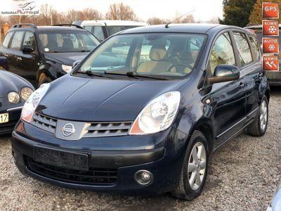 używany Nissan Note 1.5dm 90KM 2006r. 159 000km