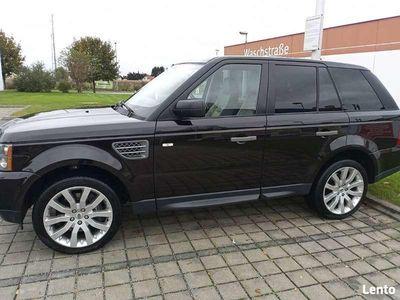 używany Land Rover Range Rover Sport