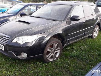 używany Subaru Legacy Anglik 2.0d uszkodzony silnik lakier 32J